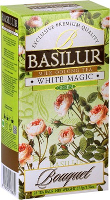 ??? китайский улун Basilur White Magic 25x1,5г