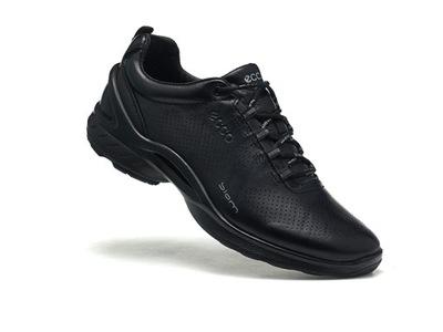 Damskie skórzane sportowe buty do biegania ECCO 40