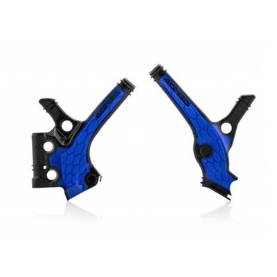 КОРПУСА РАМЫ ACERBIS X-GRIP YAMAHA YZ 85 19-21 BLUE