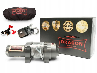 ЛЕБЕДКА ЛЕБЁДКА QUADA DRAGON WINCH DWH4500HD