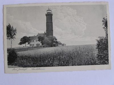 Jarosławiec Jershoeft latarnia morska ok 1930