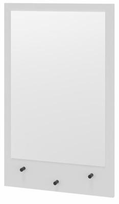 зеркало ДОТТИ белое с вешалки ??? прихожей