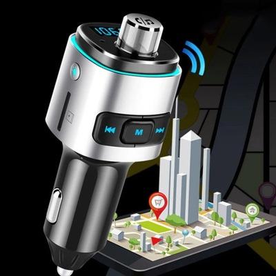 FM-передатчик BLUETOOTH 2X USB SD QC 3.0 ЗАРЯДНОЕ УСТРОЙСТВО