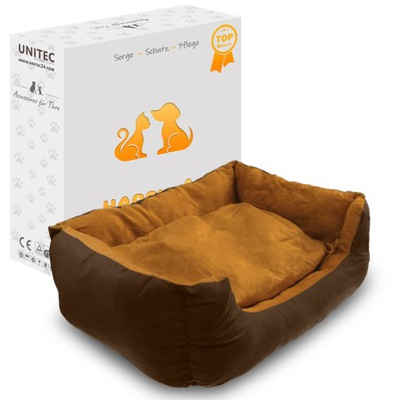БОЛЬШИЕ логово диван понтон кровать ДЛЯ СОБАКИ 50x40cm