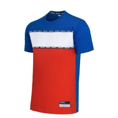 Patriotic - Futura Double Line T-shirt Rozmiar: XL