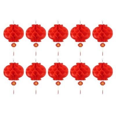 20 sztuk festiwal tradycyjne chińskie lampiony