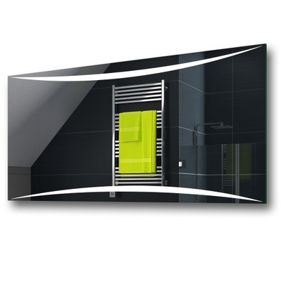зеркало для Ванной комнаты с Подсветкой LED 80x60 L78