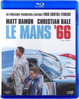 LE MANS '66 [BLU-RAY]
