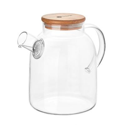 Dzbanek szklany ze spiralą Tadar Nexo 1,5 l