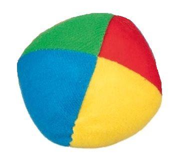Kolorowa piłeczka do żonglowania Goki