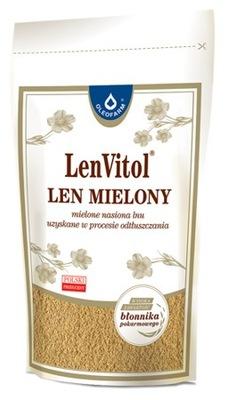 Len Mielony LenVitol Oleofarm 450g