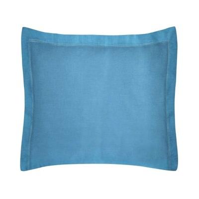 Poszewka 50x60 Pościelowa Novac Ciemny Niebieski