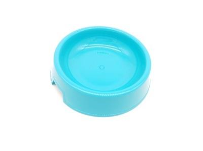 миска для собаки, кошки пластиковая мини , 11 см