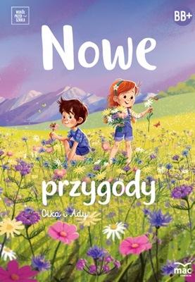 Nowe Przygody Olka i Ady. Pięciolatek/sześciolatek
