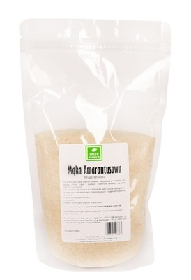 Do Chleba MĄKA Z NASION AMARANTUSA 1kg naturalna