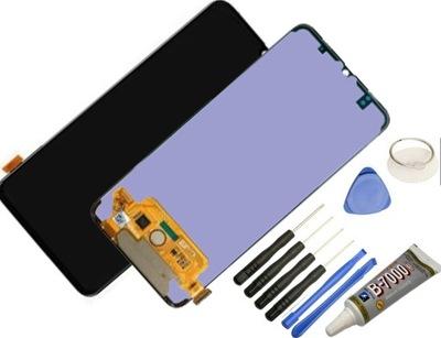 SAMSUNG A70 A705 LCD WYŚWIETLACZ EKRAN DOTYK