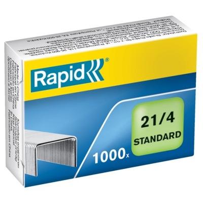 Zszywki Rapid Standard 21/4 1M 1000 szt. 24867600