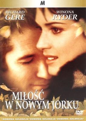 MIŁOŚĆ W NOWYM JORKU (DVD)