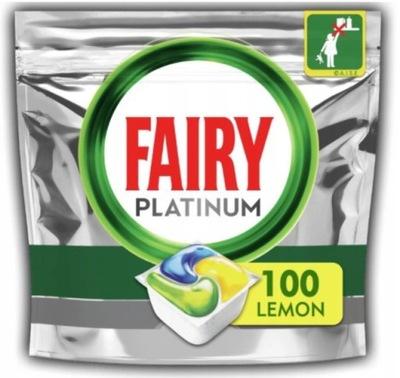 Fairy Platinum Kapsułki do zmywarek 100 szt.
