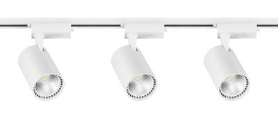 Set 3x VÝKONNÉ LED reflektor pre obchod + bus