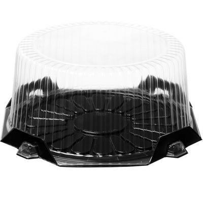 POJEMNIK plastikowy na TORT CUKIERNICZY 25cm