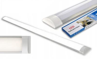 ЛАМПА LED панель НАСТЕННЫЙ СВЕТИЛЬНИК люминесцентная лампа 120см