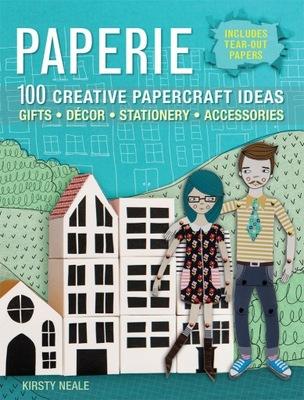 Кирсти Нил - Paperie: 100 Creative Papercraft Id