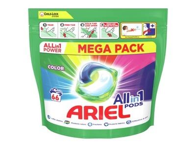 Kapsułki do prania ARIEL All in One Power Color