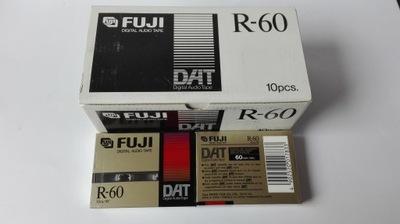 Kaseta DAT Fuji R-60 NOS folia