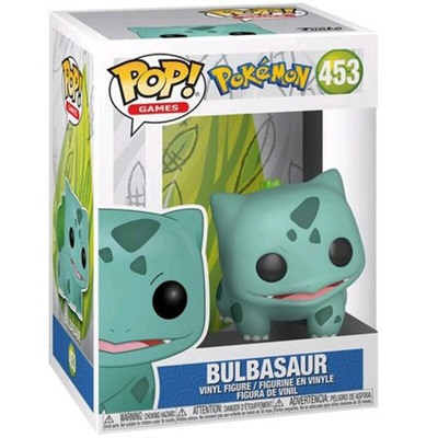 Funko POP Figurka POKEMON - bulbasaur