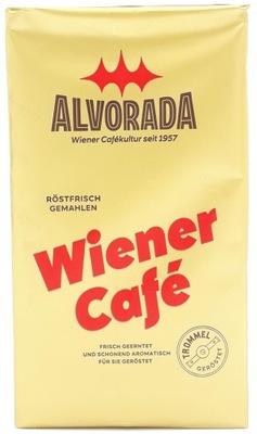 ALVORADA Wiener Cafe кофе молотая 500? импорт