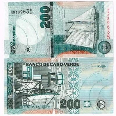 Cape Verde 200 escudo 2005 P-63 UNC
