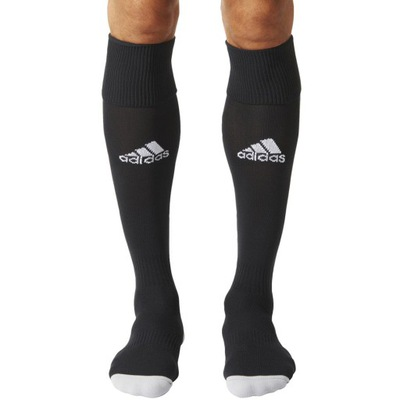 Getry piłkarskie adidas Milano czarne rozm. 34-36