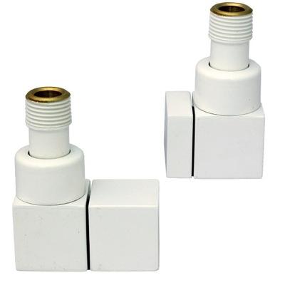 biely regulačný regulačný ventil Quattro L pex