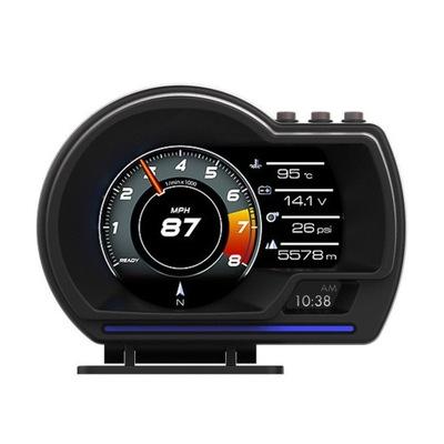 MONITOR AUTO HUD HEAD-UP OBD2+GPS