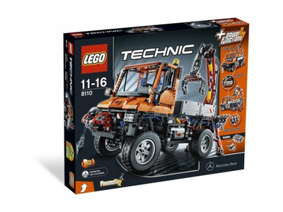 LEGO Technic 8110 Mercedes-Benz Unimog U400