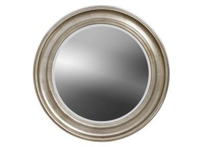 Zrkadlo FI100cm Country Silver okrúhle rezané