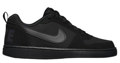 Nike Court Borough Low Gs 839985 001 Buty Skórzane Ceny i
