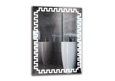 Zrkadlá (LED) Zrkadlo s LED svetlá kúpeľňa 50x70 M1ZP-54