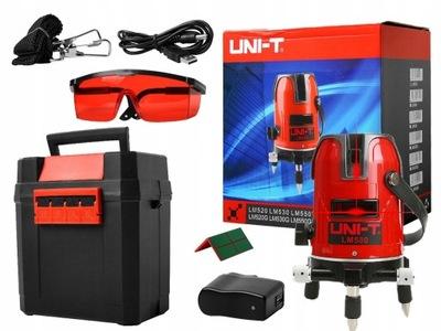 Уровень UNI-T LM530 перекрестный лазер 360 градусов
