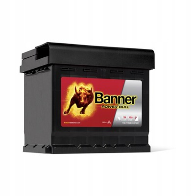 BANNER POWER BULL 44Ah 420A
