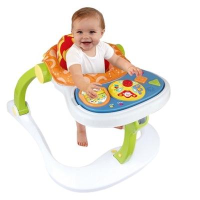 4w1 Chodzik dla dziecka jeździk pchacz krzesełko