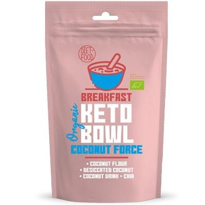Bio Keto Bowl COCONUT FORCE 200g DIET-FOOD