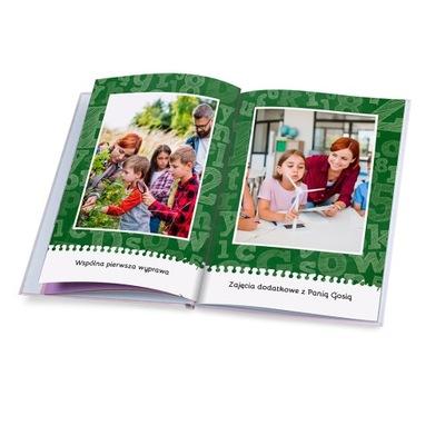 Foto-książka szkolna A4 pion 28 stron Pakiet 10szt