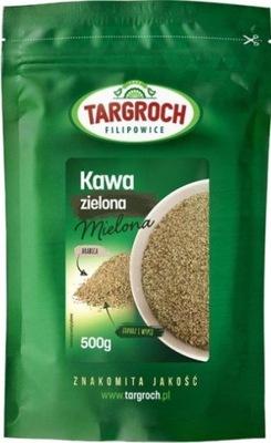 Targroch кофе зеленый молотая - 500?
