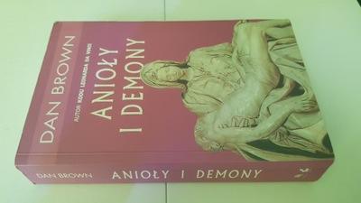 Anioły i demony - D. Brown