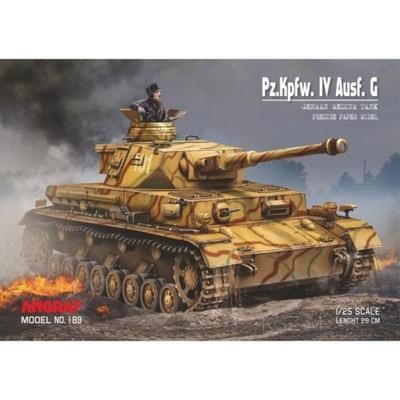 Танк Pz.Kpfw. IV Ausf. ? - Angraf 189 1 :25