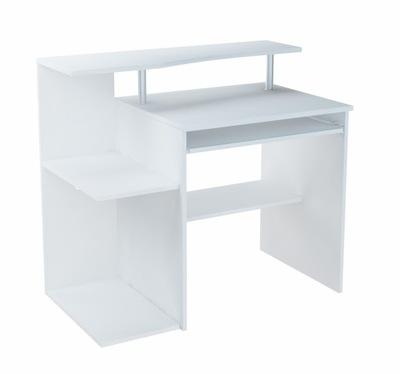Рабочий стол B001 Цвет Белый МЕБЕЛЬ-BESTSELLE