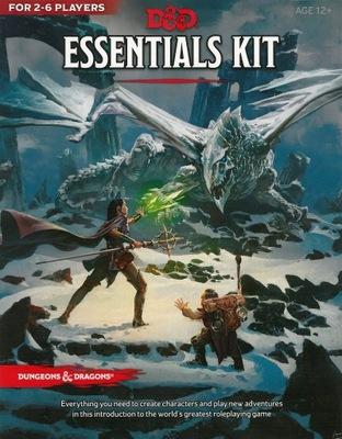 Dungeons & Dragons Essentials Kit Starter 5.0