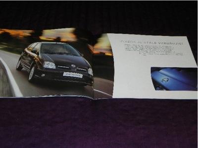 Nissan Almera Tino - 2003